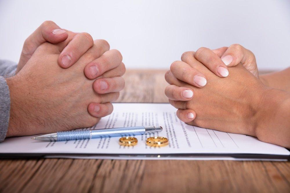 Развод и расторжение брака